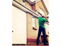 Cardiff Window and Gutter Cleaning, Gutter Clearance, Facia/Fascia/Soffit/Conservatory Cleaning