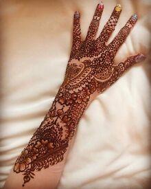 Henna / Mehndi Artist - Weddings, parties, events or individual tattoos.