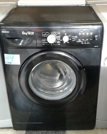 w791 black beko 6kg 1400spin A+A washing machine comes with warranty can be delivered or collected