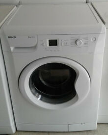 f710 white beko 8kg 1200spin A+A washing machine comes with warranty can be delivered or collected