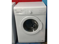 b593 white beko 6kg 1200spin AA washing machine comes with warranty can be delivered or collected