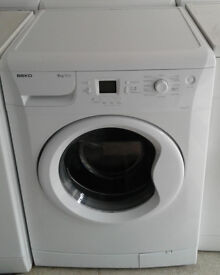 g710 white beko 8kg 1200spin A+A washing machine comes with warranty can be delivered or collected