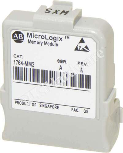 Allen Bradley 1764-MM2 /A MicroLogix 1500 16 KB Memory Module