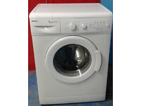 c435 white beko 5kg 1200spin A+A washing machine comes with warranty can be delivered or collected