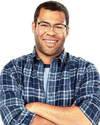 Jordan Peele Glossy 8X10 Photo