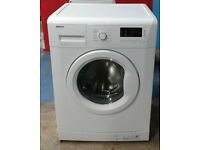 z203 white beko 7kg 1200spin A+ rated washing machine comes with warranty can be delivered
