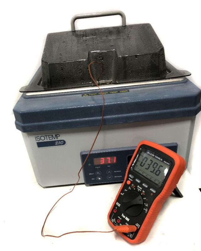 Fisher Scientific ISOtemp 210 Waterbath 15-462-10