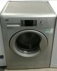 x461 silver beko 8kg 1200spin A+ rated washing machine comes with warranty can be delivered