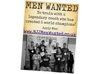 MEN WANTED - Milton Keynes