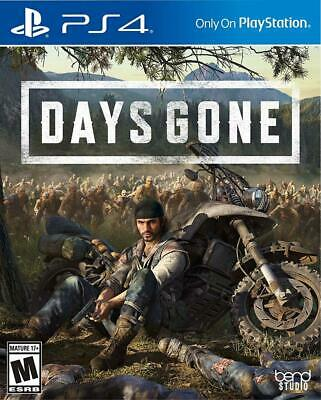 Days Gone - Playstation 4 PS4