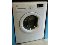 b071 white beko 7kg 1400spin A*** rated washing machine come with warranty can be delivered