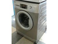 a755 silver beko 7kg 1600spin A** rated washing machine comes with warranty can be delivered