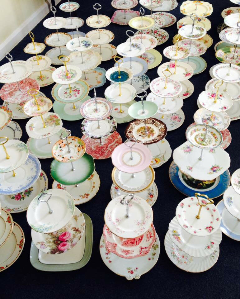 CROCKERY AND VINTAGE PROPS FOR SALE | in Bournemouth, Dorset | Gumtree