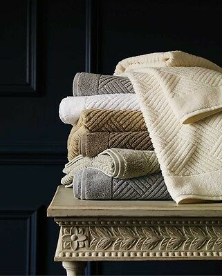Sferra Pasha Bath  Towel, IVORY (Set of 4)