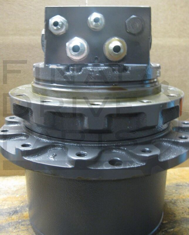 Komatsu Pc60-5 Eaton Hydraulic Final Drive Motor