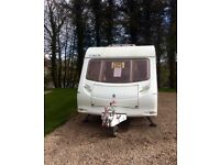 Ace Supreme Superstar Caravan. 2006. 5 berth. Immaculate condition.
