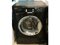 O205 black beko 9kg 1300spin A++ rated washing machine comes with warranty can be delivered