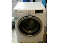v173 white beko 8kg 1400spin A+++ rated washing machine comes with warranty can be delivered