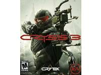 Crysis 3 Swap!?