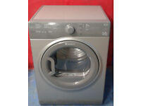 k606 graphite hotpoint 7kg B rated vented dryer comes with warranty can be delivered or collected