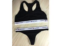 Tommy Hilfiger Bralete & Thong Set for Wholesale Only