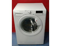 b402 white hoover 8kg 1400spin A+ washing machine comes with warranty can be delivered or collected