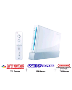 Retro modded wii with over 1500 games Bridgewater Brighton Area Preview