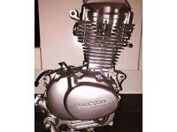 Honda CG 125 engine