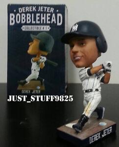 ONE (1) Derek Jeter Bobblehead SGA New Extremely Rare Yankee Stadium Giveaway