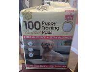puppy training pads x 92