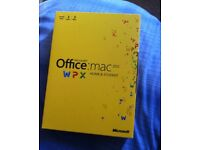 Microsoft Office Mac 2011 Home & Student DVD 3 User Family £55 Cowley- Oxford