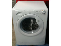 x389 white candy 6kg 1600spin A+AA rated washing machine comes with warranty can be delivered