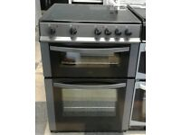 a194 graphite logik 60cm electric cooker comes with warranty can be delivered or collected