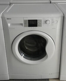 g687 white beko 8kg 1200spin A+ washing machine comes with warranty can be delivered or collected