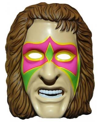 The Ultimate Warrior Wwe Wwf Kostüm Ringer Maske Erwachsene Kinder Cosplay