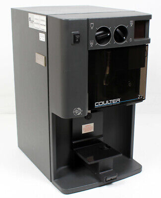 Beckman Coulter Z2 Cellparticle Counter Size Analyzer -clean And Tested-