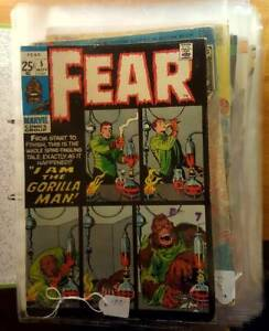 36 x 1971 to 1979 Marvel and Richie Rich Comics. Priced each