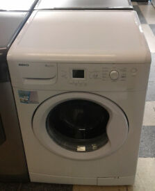 w794 white beko 8kg 1200spin A+A washing machine comes with warranty can be delivered or collected