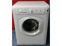 c328 white hotpoint 6kg 1400spin washing machine comes with warranty can be delivered or collected