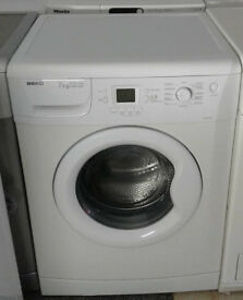 g697 white beko 7kg 1400spin A+A washing machine comes with warranty can be delivered or collected