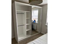 💖LUXURY STYLISH💝NEW CHICAGO SLIDING MIRROR 2 And 3-DOOR WARDROBE Available💖FOR LUXURY HOME💝