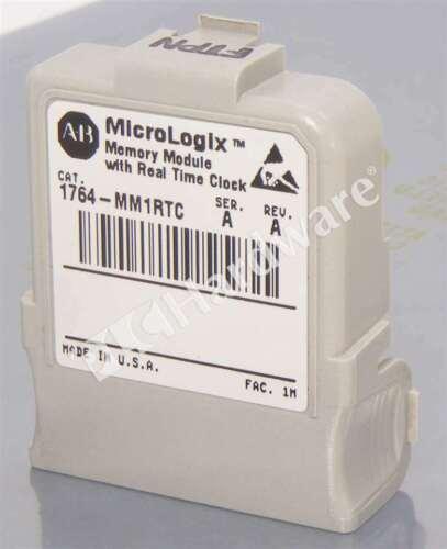 Allen Bradley 1764-MM1RTC /A MicroLogix 1500 8 KB Memory Module with RTC