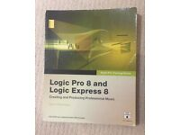 Collection of music software books (3 in total)