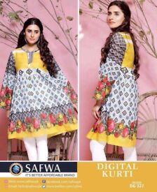 Safa kurties