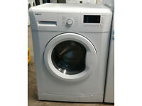 z236 white beko 7kg 1300spin A++ rated washing machine comes with warranty can be delivered