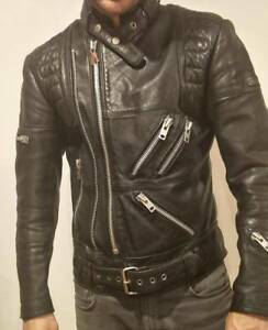 Motorcycle jacket, leather - Hein Gericke, rare German made Bruce Belconnen Area Preview