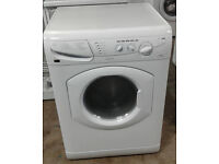 B519 white hotpoint 5kg&5kg 1200spin washer dryer comes with warranty can be delivered or collected
