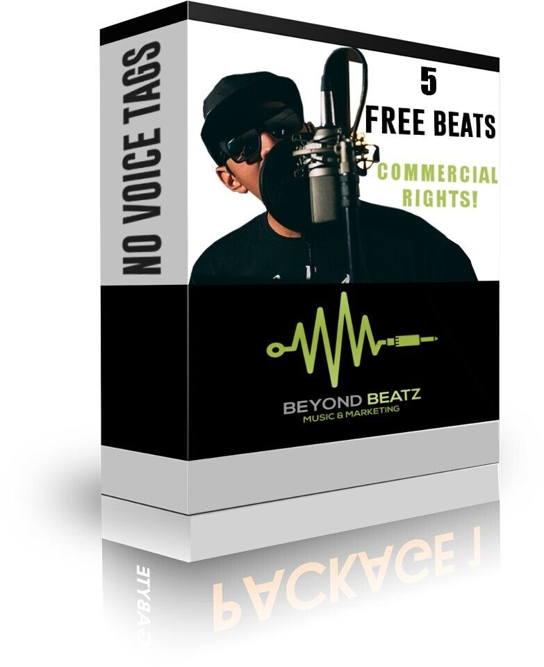 FREE Beat Instrumentals With Hooks & Commercial Rights