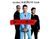 2 DEPECHE MODE concert tickets in LONDON JUN 3RD 2017