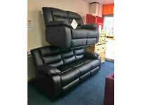 💥🤩Sofa- Brand New CHICAGO RECLINER 3+2 SEATER SOFA- Quick Delivery- 1 Year Warranty🤩